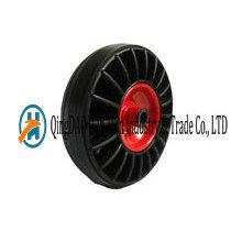 10-Zoll-Vollgummi-Räder für Handtrucks