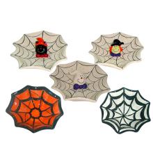 Cuenco de cerámica Cobweb