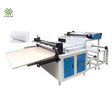 Máquina de corte transversal de rollo de espuma EVA