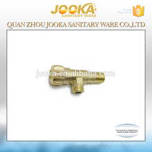 High quality zinc alloy golden angle valve