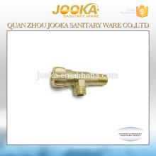 Высокое качество золотой сплав цинка угол клапан