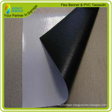 5.1m White/Black PVC Laminated Blockout
