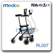Elderly forearm walker rollator RL007