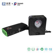 Best Car Starter Power Pack 12800mAh Car Jump Starter with Air Compressor
