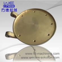 Алюминиевое гравитационное литье для согнутых ножек безопасности