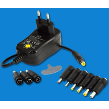 Universal Adjustable 3-12V Power Adapter