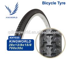 Pacote pequeno isqueiro 700x35C dobrável pneus para bicicleta