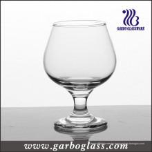 Vidrio de brandy, vasos de vidrio, copa de vidrio, copa de vino (GB08R19)