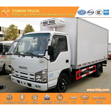 Qingling 100P 3815mm 18m3 icecream truck