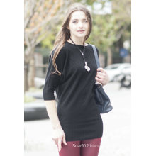 Women′s Fashion Cashmere Sweater (1500002036)