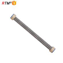 B17 4 13 Tuyau de douche en acier inoxydable flexible en acier inoxydable tuyau de toilette flexible en laiton