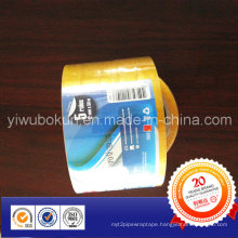 Golden Yellow Stationery Tape for 5rolls Shrinked