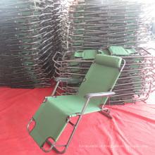 Cadeira reclinável dobrável, Cadeira anti gravidade, Cadeira de gravidade zero dobrável portátil