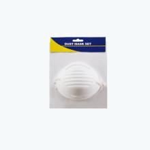 PP Non-Woven Einweg-Staub / Bakterien Proof Schutzmaßnahmen Half Face Maske