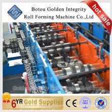 C Profil Walze Formmaschine / Stahl Pfette kalt Walze Formmaschine