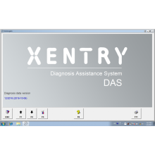V2016.12 Xentry Das HDD Software
