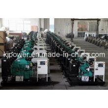 40kVA Silent Generator Set Powered by Cummins Diesel Engine