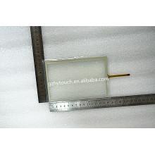 Горячая продажа Водонепроницаемая 6-дюймовая Delta DOP-A57GSTD 4-х проводная резистивная аналоговая панель сенсорного экрана