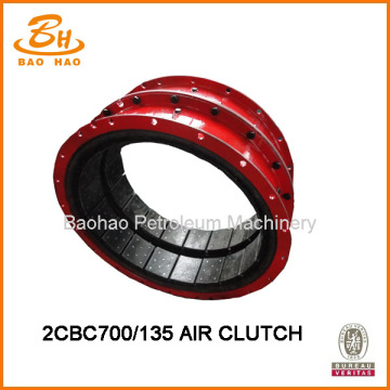 2CBC700/135 Pneumatic Clutch