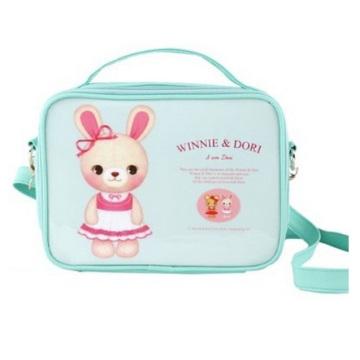 Shoulder Aslant Cosmetic Bag, New Printed Large Capacity Cosmetic Bag