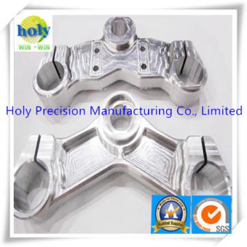 Aluminio aleación partes metálicas CNC Cuting torneado fresado mecanizado