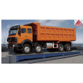 Above Ground (pit less) Electronic Truck Scale