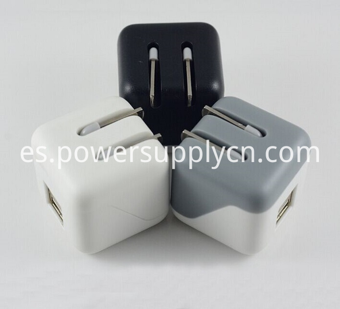 Dual USB Super Mini Travel Charger
