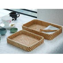 (BC-R1013) Handmade boa qualidade Rattan Gift Basket