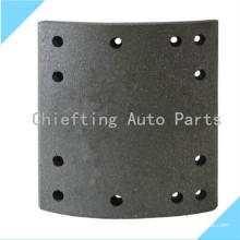 Auto parts 19370 19369 21200795B woven brake lining