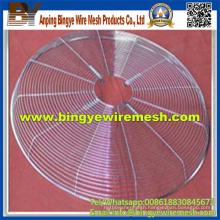 Low Carbon Fan Grill/Fan Housing/Stainless Steel