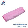 Kostenlose Probe hochwertige China OEM Mikrofaser Gesicht Tuch Make-up Entferner Handtuch