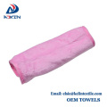 Free sample high quality China OEM microfibre face cloth makeup remover towel