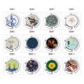 Neuester Entwurf kundengebundener Beutel-Aufhänger mit hoher Qualität (G01032)