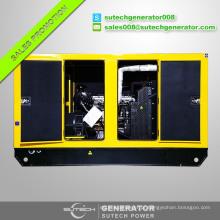 150 kw Lovol diesel gerador preço alimentado pelo motor 1106C-P6TAG4