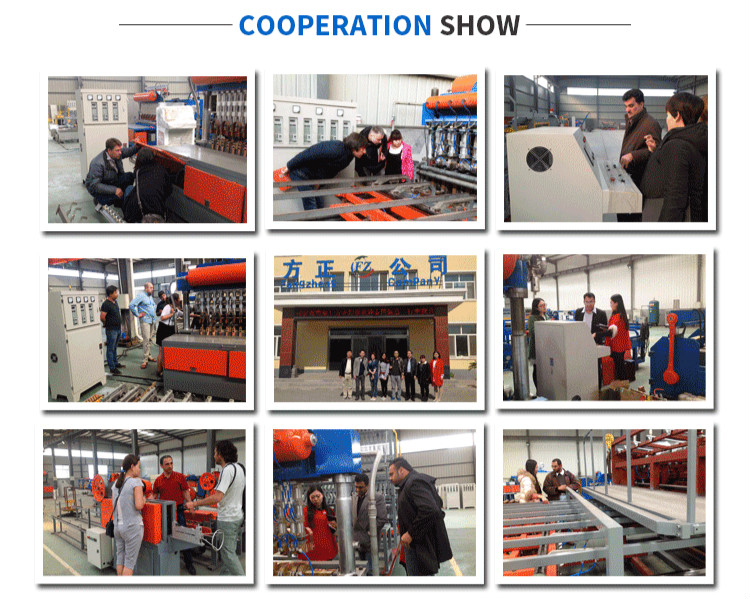 Automatic Straightening Machine