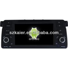 автомобильный DVD-плеер для системы андроид БМВ E46