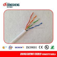 Linan Dongsheng fornecimento de cabo para 4 pares Cat5e