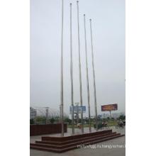 Поля для флагов из нержавеющей стали 8 м 10 м 12 м