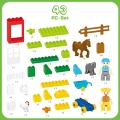 Educational Construction Blocks for Boys and Girls