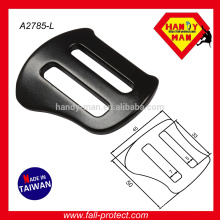 A2785 5mm Aluminum Adjuster Shaped Buckle