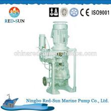 Pompe à eau incendie / pompe à incendie électrique / pompe à incendie submersible