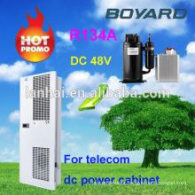 DC 48v solar power car air conditioner automotive air conditioning electric 12 volt rv air conditioner