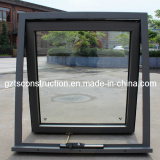 Double Galzed Aluminum Awning Window with Flyscreen