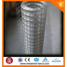 2016 Alibaba China fornecedor de aço inoxidável soldado malha de arame