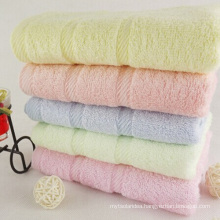 Multi-Color Super Soft Bamboo Fiber Terry Towel