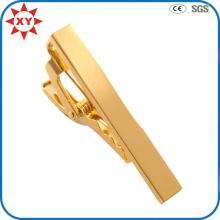 Kupfer Hauptmaterial und Geschenk Anlass benutzerdefinierte Krawattenklammern