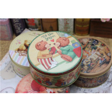 Many shapes gift metal tin box for food/wedding/jewelry