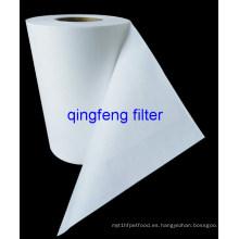 Membrana oleofílica de filtro de PTFE para la filtración de gases orgánicos