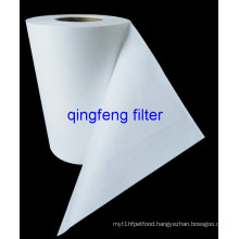 Oleophilic PTFE Filter Membrane for Organic Gases Filtration