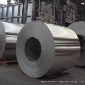 DC Hot Rolled Aluminum Coil